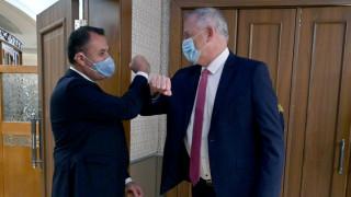 ΥΕΘΑ Ελλάδας - Ισραήλ: Ενίσχυση της συνεργασίας σε άμυνα και ασφάλεια