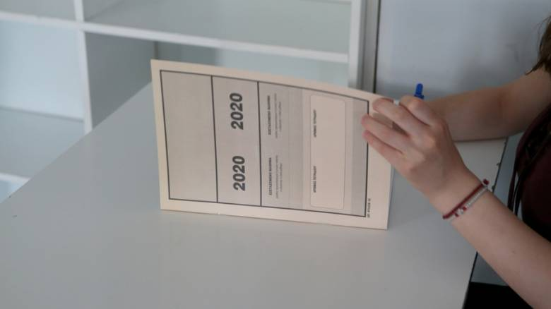 Πανελλήνιες εξετάσεις 2020: Συνέχεια για τους υποψηφίους των ΓΕΛ σήμερα