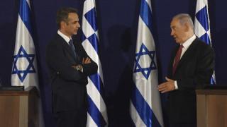 Κοινό «μέτωπο» Ελλάδας – Ισραήλ απέναντι στις τουρκικές προκλήσεις