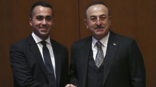 Δεν πάει τελικά στην Άγκυρα ο Ιταλός υπουργός Εξωτερικών