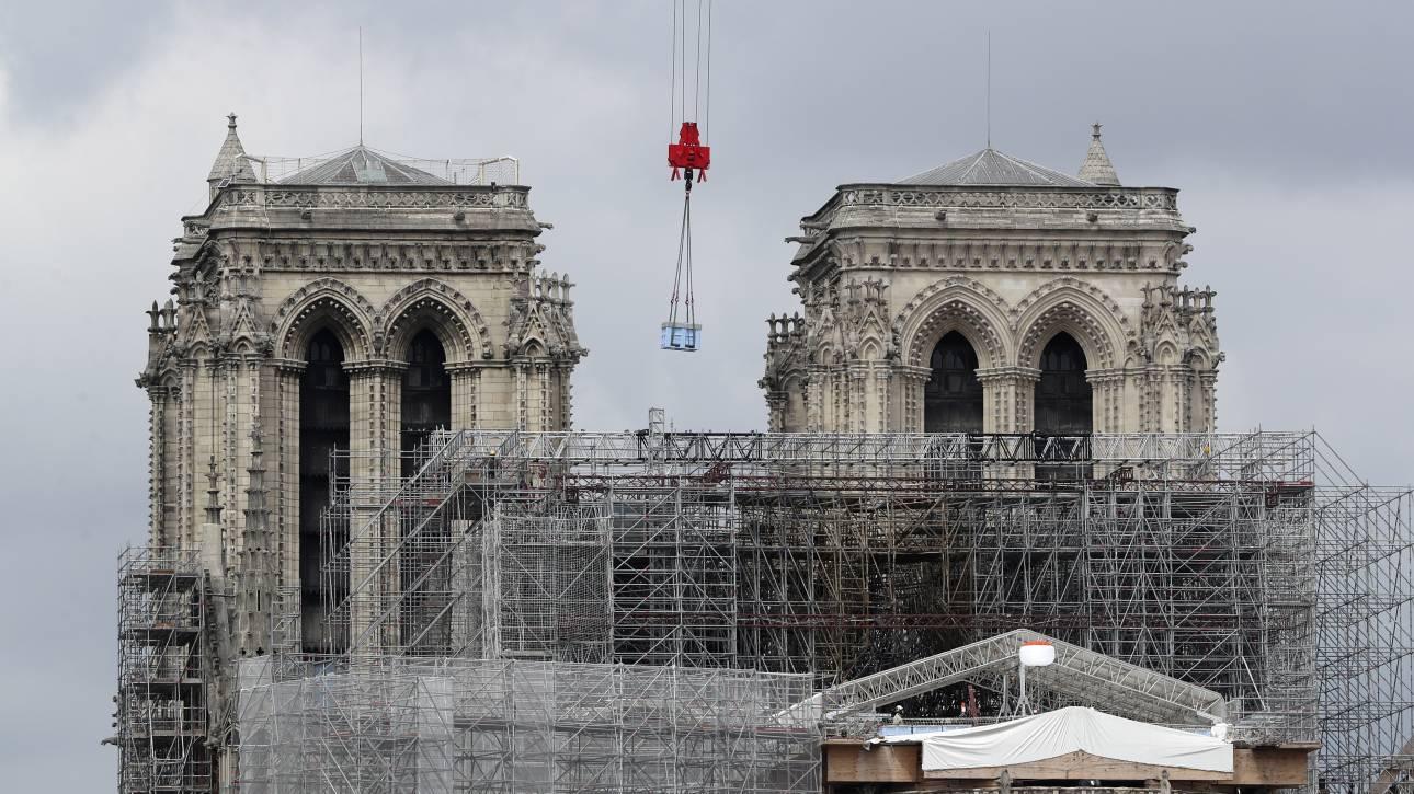 Παναγία των Παρισίων: Tον Ιανουάριο του 2021 αρχίζουν οι εργασίες ανοικοδόμησης