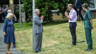 Κάρολος και Ουίλιαμ έκαναν τις πρώτες δημόσιες εμφανίσεις τους μετά το lockdown