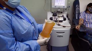 Κορωνοϊός - ΕΚΠΑ: Ελπιδοφόρα θεραπεία με πλάσμα από ασθενείς που έχουν αναρρώσει από Covid 19