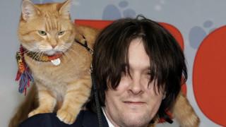 Βρετανία: Πέθανε ο γάτος-έμπνευση για το βιβλίο «Ένας γάτος που τον έλεγαν Μπομπ»
