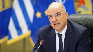 Δένδιας: Οι παραβατικές συμπεριφορές φέρνουν την Τουρκία αντιμέτωπη με την Ε.Ε.