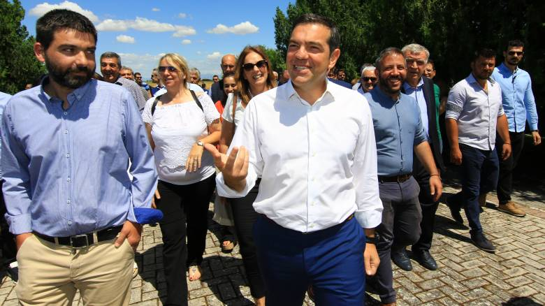 Ο Τσίπρας ρίχνει το γάντι στον Μητσοτάκη για τη χρηματοδότηση των ΜΜΕ