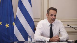 Μητσοτάκης στο Bloomberg: Η Ελλάδα μπορεί να πετύχει ισχυρή ανάκαμψη το 2021