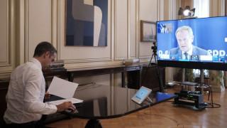 Μητσοτάκης στο ΕΛΚ: Ανάγκη για αυστηρή αντίδραση της ΕΕ στην Τουρκία, όχι μόνο δηλώσεις