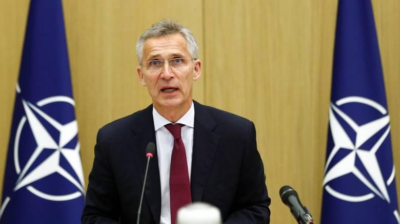 Στόλτενμπεργκ: Συζητάμε συνεργασία με την ΕΕ για την επιχείρηση «Ειρήνη»