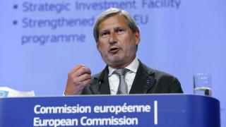 Κορωνοϊός - ΕΕ: «Πράσινο φως» στο σχέδιο ανάκαμψης εντός Ιουλίου βλέπει ο Χαν