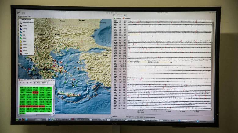 Σεισμός ανοιχτά της Γαύδου