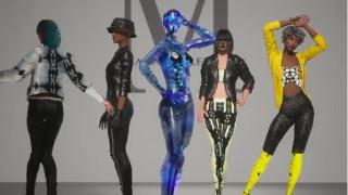 Διαδικτυακή Εβδομάδα μόδας: Εικονική επίδειξη μόδας με ψηφιακά τρισδιάστατα μοντέλα