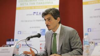 Δημήτρης Γιαννακόπουλος: Κρίσιμο το κονδύλι για τα εμβόλια και η μείωση του clawback