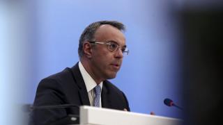 Σταϊκούρας: Έρχεται «γενναία» μείωση της προκαταβολής φόρου