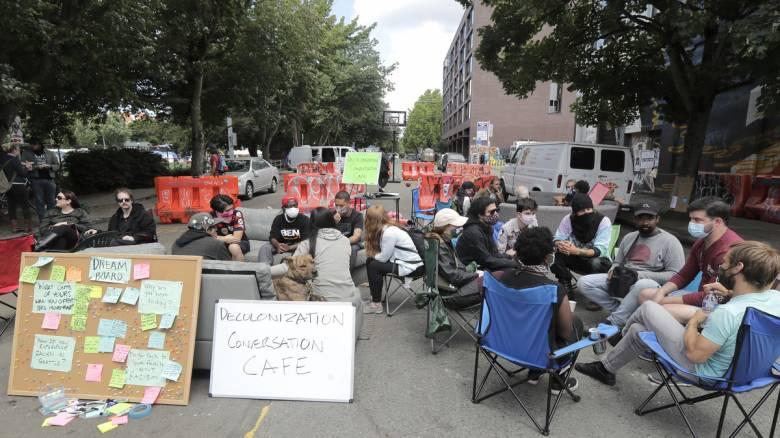 Μέσα στην «Αυτόνομη Ζώνη» του Σιάτλ: Εκεί που χτυπά η καρδιά του «Black Lives Matter»