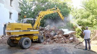 Θεσσαλονίκη: Ξεκίνησαν οι κατεδαφίσεις για την διάνοιξη της οδού Αγ. Δημητρίου
