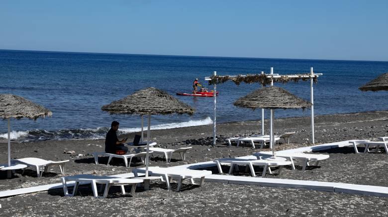 ΕΥ: Απώλειες 10 δισ. για τον τουρισμό λόγω κορωνοϊού