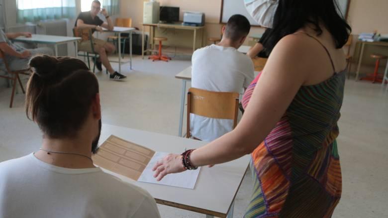 Πανελλήνιες εξετάσεις 2020: Πρεμιέρα για τα ειδικά μαθήματα των ΕΠΑΛ το Σάββατο