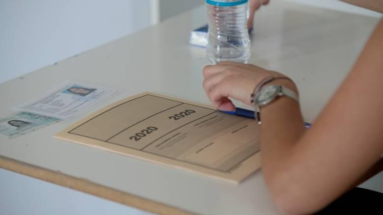 Πανελλήνιες εξετάσεις 2020: Συνέχεια για τους υποψηφίους των ΓΕΛ την Παρασκευή
