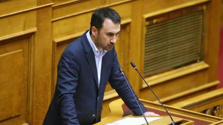 Χαρίτσης: Ο Μητσοτάκης έχει εξελιχθεί στον καλύτερο διαφημιστή του ΣΥΡΙΖΑ στον εξωτερικό