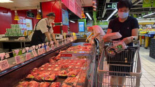 Κορωνοϊός - Κίνα: Σοβαρή μόλυνση σε αγορές τροφίμων στο Πεκίνο