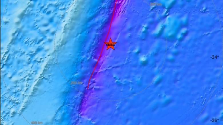 Νέα Ζηλανδία: Ισχυρός σεισμός 7,3 Ρίχτερ στα νησιά Κερμαντέκ