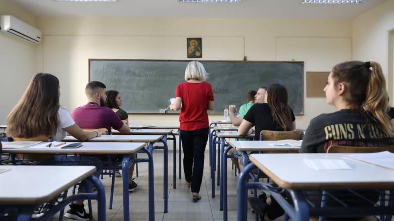 Πανελλήνιες εξετάσεις 2020: Με τα ειδικά μαθήματα ξεκινούν το Σάββατο τα ΕΠΑΛ