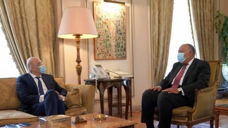 Δένδιας: Επανέναρξη των διαπραγματεύσεων για τις ΑΟΖ Ελλάδας και Αιγύπτου