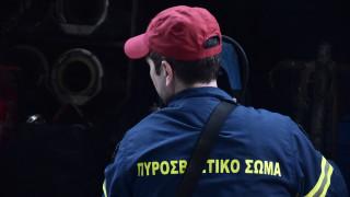 Βόλος: Υπό έλεγχο φωτιά που ξέσπασε σε τσιμεντοβιομηχανία