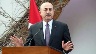 Τσαβούσογλου: Συμφωνία ΗΠΑ - Τουρκίας για την Λιβύη