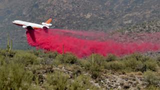 Φωτιές - ΗΠΑ: Απομακρύνθηκαν 2.000 άτομα από τα σπίτια τους στην Αριζόνα