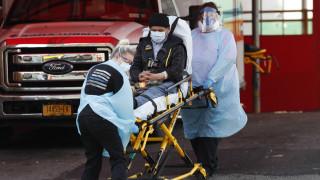Κορωνοϊός στις ΗΠΑ: Κάτω από 1.000 θάνατοι για 8η συνεχόμενη ημέρα