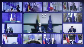 Κρίσιμη «τηλεδιάσκεψη κορυφής» για το Σχέδιο Ανάκαμψης της ΕΕ