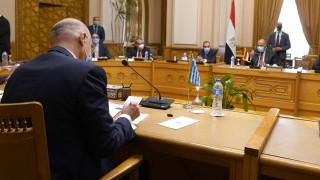 Δένδιας: Ελλάδα και Αίγυπτος διαβάζουν με τον ίδιο τρόπο την πραγματικότητα στην Ανατολική Μεσόγειο