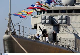 Θεσσαλονίκη: Ανοίγει ξανά για το κοινό το ιστορικό αντιτορπιλικό «Βέλος»