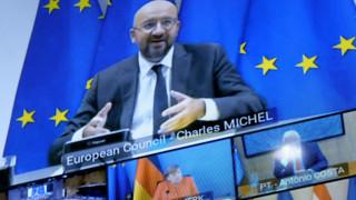 Με χαμηλές προσδοκίες ξεκίνησε η τηλεδιάσκεψη Κορυφής της «διαιρεμένης» Ευρώπης