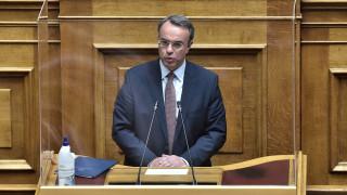 Σταϊκούρας: Στα 2 δισ. ευρώ η πρώτη φάση της επιστρεπτέας προκαταβολής