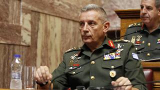 Αρχηγός ΓΕΕΘΑ: Όποιος πατήσει σε ελληνικό έδαφος, πρώτα θα τον κάψουμε