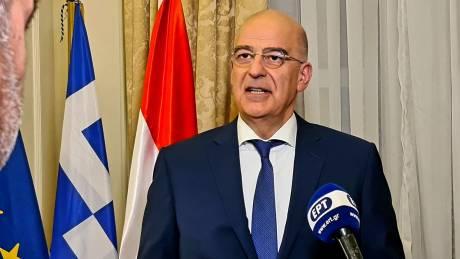 Ο απολογισμός της επίσκεψης Δένδια στο Κάιρο: ΑΟΖ έθεσε η Ελλάδα, Λιβυκό η Αίγυπτος