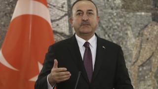 Τσαβούσογλου: Τουρκία και Ιταλία θα εργαστούν από κοινού για ειρήνη στη Λιβύη