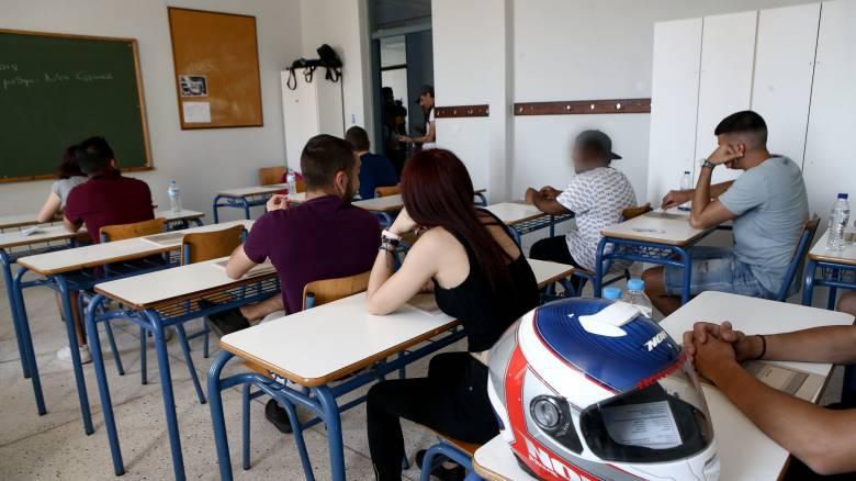 Πανελλήνιες εξετάσεις 2020: «Πρεμιέρα» για τα μαθήματα ειδικότητας το Σάββατο για τα ΕΠΑΛ