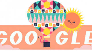 Καλοκαίρι 2020: Η Google καλωσορίζει τη νέα εποχή με το Doodle της