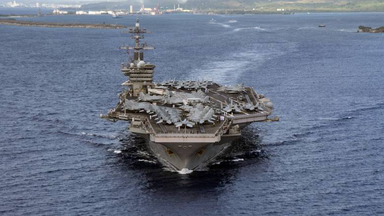 ΗΠΑ: Καθαιρέθηκε ο πλοίαρχος του «Roosevelt» - Είχε εκνευρίσει το Πολεμικό Ναυτικό εν μέσω κορωνοϊού