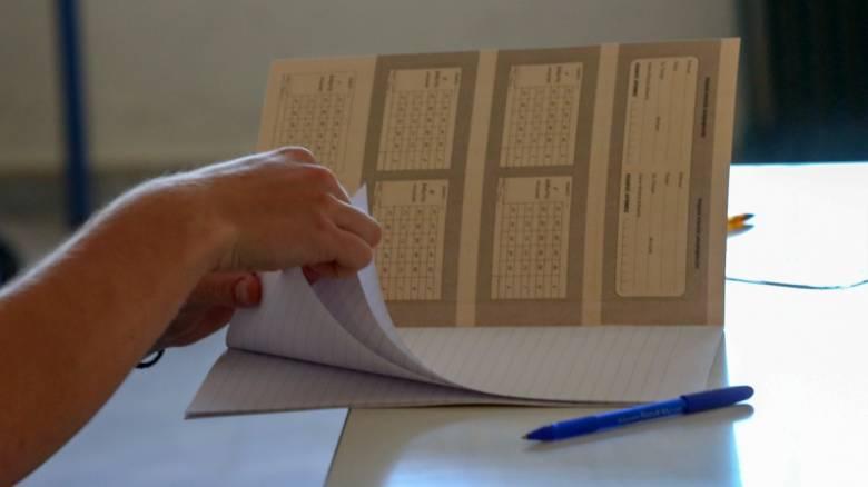 Πανελλήνιες εξετάσεις 2020: Όλο το πρόγραμμα για τα ΕΠΑΛ