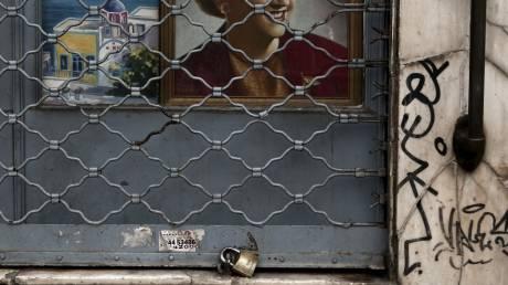 Κορωνοϊός: «Λουκέτο» 15 ημερών σε δύο καταστήματα στο κέντρο της Αθήνας