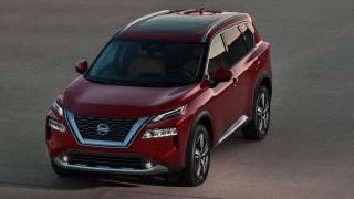 Το καινούργιο Nissan X-Trail δεν θα διαφέρει από το Rogue που μόλις παρουσιάστηκε στις ΗΠΑ