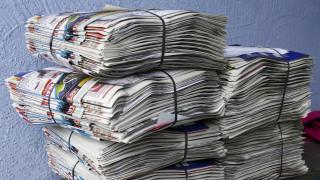Τα πρωτοσέλιδα των κυριακάτικων εφημερίδων (21 Ιουνίου 2020)