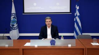 Χρυσοχοΐδης από Κέρκυρα: Η ΕΛ.ΑΣ. θα πατάξει παρακράτος και διαφθορά