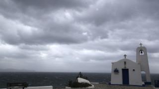 Έκτακτο δελτίο επιδείνωσης καιρού από την ΕΜΥ: Kαταιγίδες και χαλαζοπτώσεις