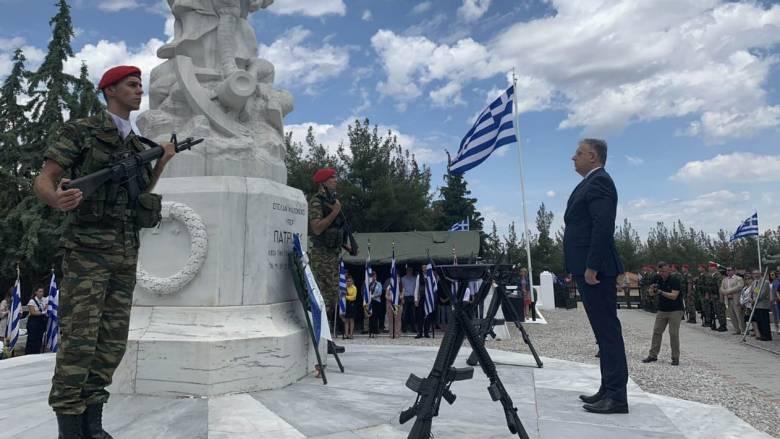 Θεοδωρικάκος: Οι Έλληνες ενωμένοι θα αντιμετωπίσουμε οποιαδήποτε επιβουλή